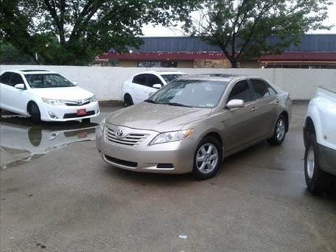 2009 Toyota Camry for sale at Bad Credit Call Fadi in Dallas TX
