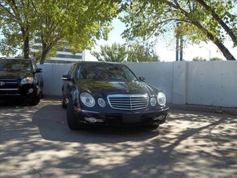 2007 Mercedes-Benz E-Class for sale at Bad Credit Call Fadi in Dallas TX