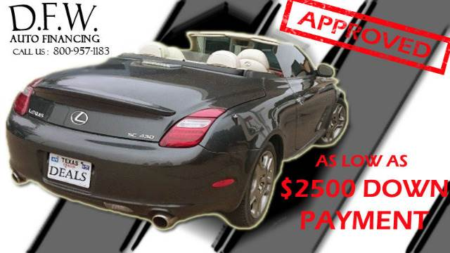 2008 Cadillac CTS for sale at Bad Credit Call Fadi in Dallas TX