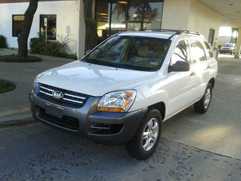 2007 Kia Sportage for sale at Bad Credit Call Fadi in Dallas TX