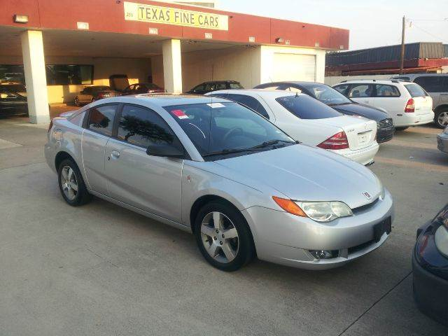 2006 saturn ion 7995cash price ttl 1000down in dallas tx. Black Bedroom Furniture Sets. Home Design Ideas
