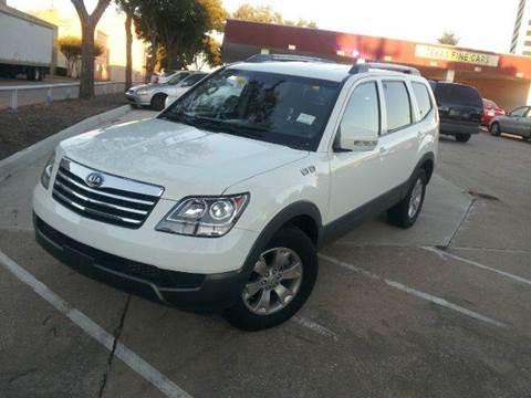 2009 Kia Borrego for sale at Bad Credit Call Fadi in Dallas TX