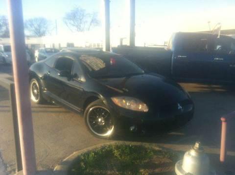 2006 Mitsubishi Eclipse for sale at Bad Credit Call Fadi in Dallas TX