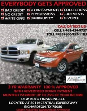 2011 Ford Escape for sale at Bad Credit Call Fadi in Dallas TX