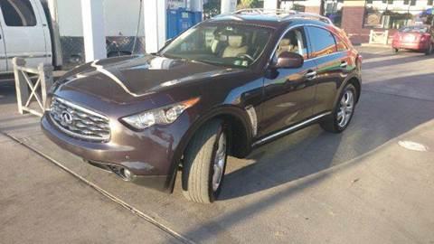 2011 Infiniti FX35 for sale at Bad Credit Call Fadi in Dallas TX