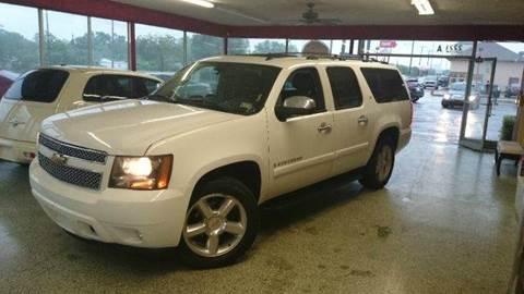 2008 Chevrolet Suburban for sale at Bad Credit Call Fadi in Dallas TX