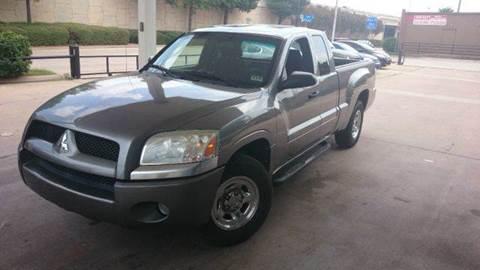 2008 Mitsubishi Raider for sale at Bad Credit Call Fadi in Dallas TX