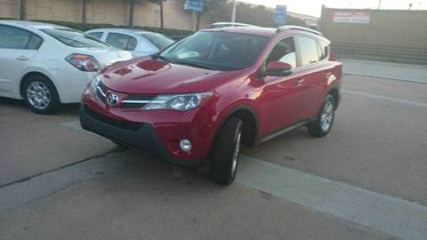 2013 Toyota RAV4 for sale at Bad Credit Call Fadi in Dallas TX