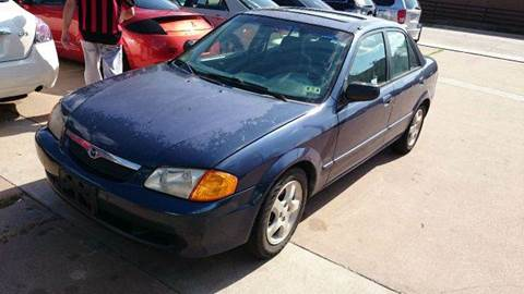 used 2000 mazda protege for sale carsforsale com used 2000 mazda protege for sale