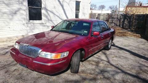 2001 Mercury Grand Marquis for sale at Bad Credit Call Fadi in Dallas TX