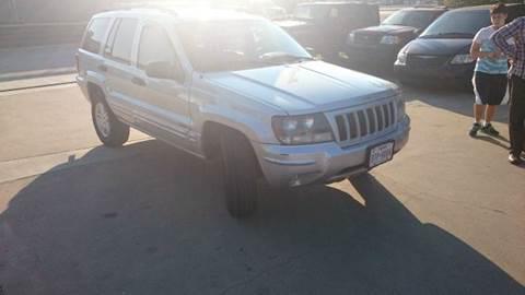 2004 Jeep Grand Cherokee for sale at Bad Credit Call Fadi in Dallas TX