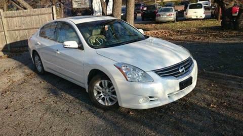 2011 Nissan Altima for sale at Bad Credit Call Fadi in Dallas TX