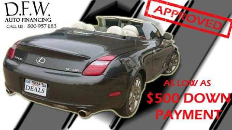2005 Hyundai Sonata for sale at Bad Credit Call Fadi in Dallas TX