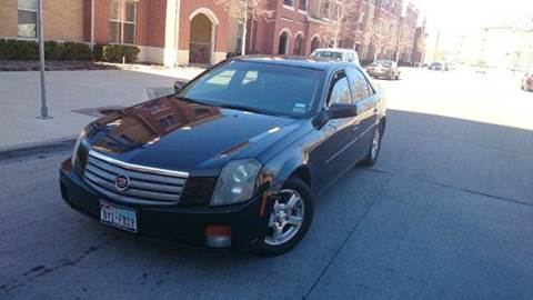 2005 Cadillac CTS for sale at Bad Credit Call Fadi in Dallas TX