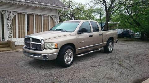 2002 Dodge Ram Pickup 1500 for sale at Bad Credit Call Fadi in Dallas TX