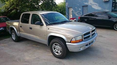 2002 Dodge Dakota for sale at Bad Credit Call Fadi in Dallas TX