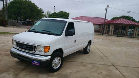 2006 Ford E-Series Cargo for sale at Bad Credit Call Fadi in Dallas TX