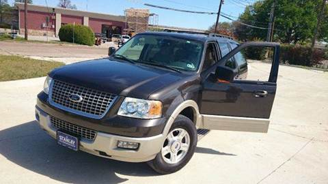 2005 Ford Expedition for sale at Bad Credit Call Fadi in Dallas TX
