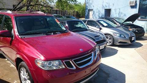 2008 Saab 9-7X for sale at Bad Credit Call Fadi in Dallas TX