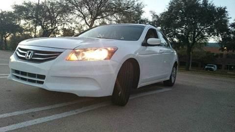 2011 Honda Accord for sale at Bad Credit Call Fadi in Dallas TX