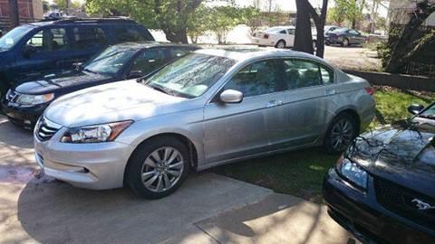 2012 Honda Accord for sale at Bad Credit Call Fadi in Dallas TX