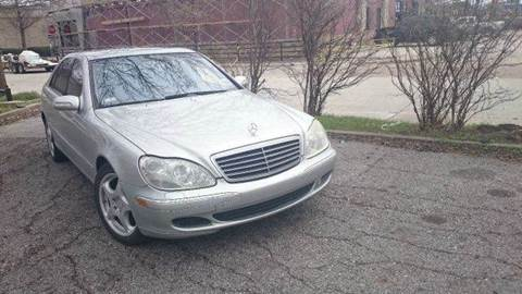 2005 Mercedes-Benz S-Class for sale at Bad Credit Call Fadi in Dallas TX