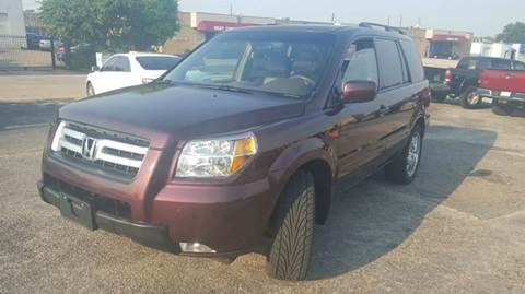 2008 Honda Pilot for sale at Bad Credit Call Fadi in Dallas TX