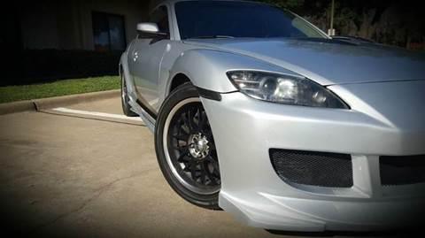 2005 Mazda RX-8 for sale at Bad Credit Call Fadi in Dallas TX