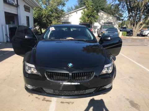 2008 BMW 6 Series for sale at Bad Credit Call Fadi in Dallas TX