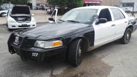 2011 Ford Crown Victoria for sale at Bad Credit Call Fadi in Dallas TX