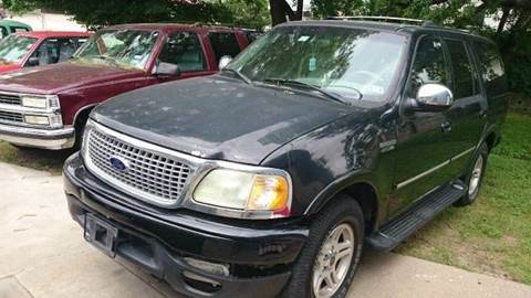 2001 Ford Expedition for sale at Bad Credit Call Fadi in Dallas TX