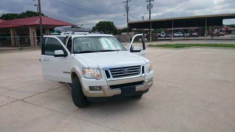 2007 Ford Explorer for sale at Bad Credit Call Fadi in Dallas TX