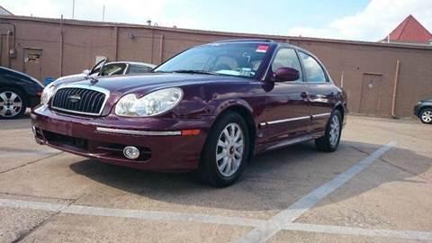 2002 Hyundai Sonata for sale at Bad Credit Call Fadi in Dallas TX