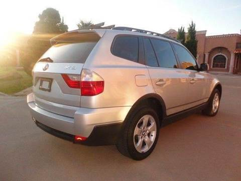 2008 BMW X3 for sale at Bad Credit Call Fadi in Dallas TX