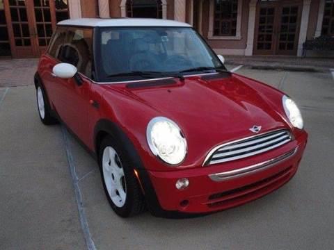 2006 MINI Cooper for sale at Bad Credit Call Fadi in Dallas TX