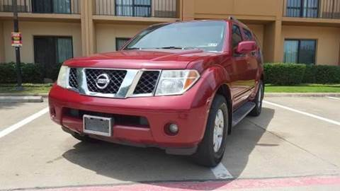 2007 Nissan Pathfinder for sale at Bad Credit Call Fadi in Dallas TX