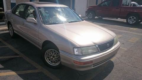 1997 Toyota Avalon for sale at Bad Credit Call Fadi in Dallas TX