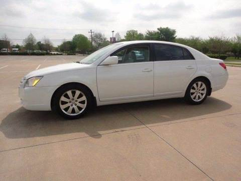 2005 Toyota Avalon for sale at Bad Credit Call Fadi in Dallas TX