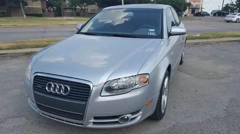 2007 Audi A4 for sale at Bad Credit Call Fadi in Dallas TX