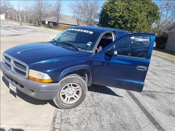 2004 Dodge Dakota for sale at Bad Credit Call Fadi in Dallas TX