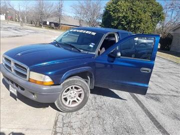 2004 Dodge Dakota for sale at Bad Credit Call Fadi in Dallas TX
