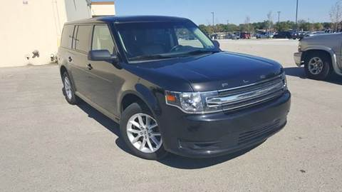 2014 Ford Flex for sale at Bad Credit Call Fadi in Dallas TX