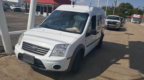 2011 Ford Transit Connect for sale at Bad Credit Call Fadi in Dallas TX