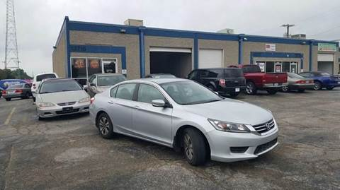 2013 Honda Accord for sale at Bad Credit Call Fadi in Dallas TX