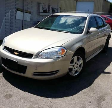 2011 Chevrolet Impala for sale at Bad Credit Call Fadi in Dallas TX