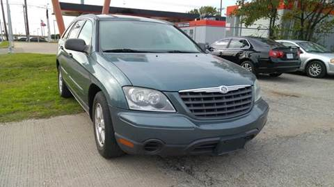 2006 Chrysler Pacifica for sale at Bad Credit Call Fadi in Dallas TX