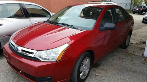 2011 Ford Focus for sale at Bad Credit Call Fadi in Dallas TX