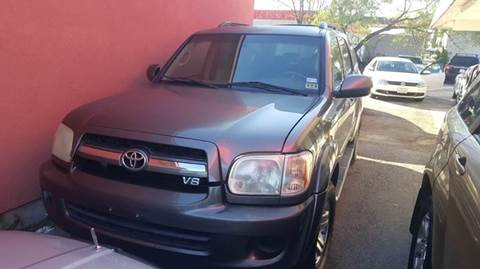 2006 Toyota Sequoia for sale at Bad Credit Call Fadi in Dallas TX