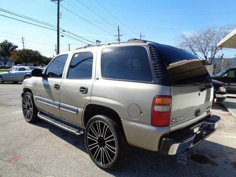 2002 Chevrolet Tahoe for sale at Bad Credit Call Fadi in Dallas TX