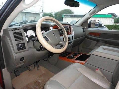 2006 Dodge Ram Pickup 3500 for sale at Bad Credit Call Fadi in Dallas TX